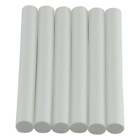 White Hot Glue Sticks Full Size