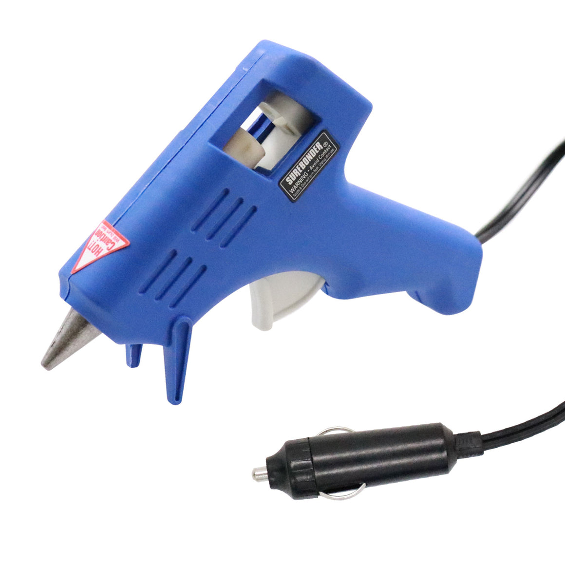 10 Watt Mini Size High Temperature Hot Glue Gun - Car Edition