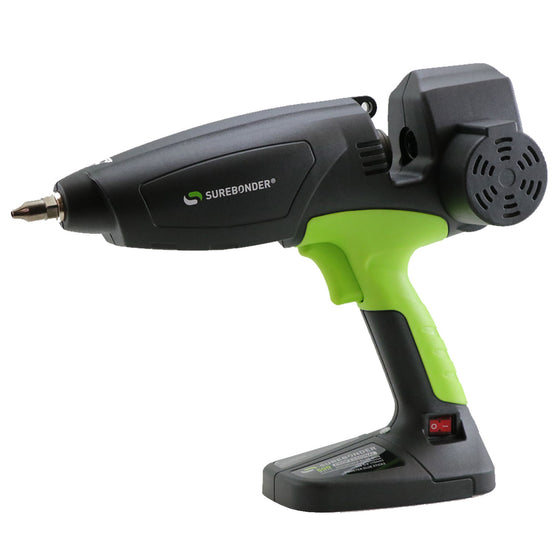 "MGG-500 500 Watt Motorized Professional Heavy Duty Hot Glue Gun - Uses Oversized, 5/8"" Glue Sticks - Surebonder"