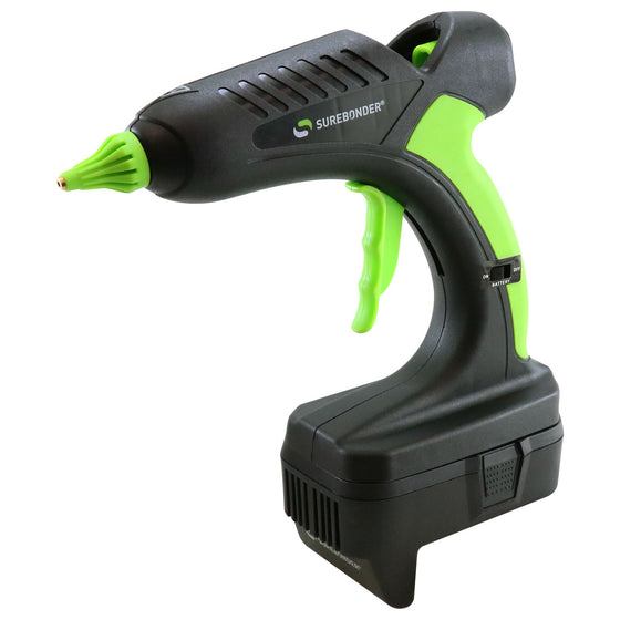 PRO2-60MIL 60 Watt 18 Volt Cordless Professional Heavy Duty Full Size Hot Glue Gun - Milwaukee® Version - Surebonder