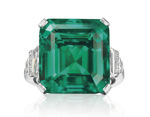 Great Emerald Rings of the World, Part 1