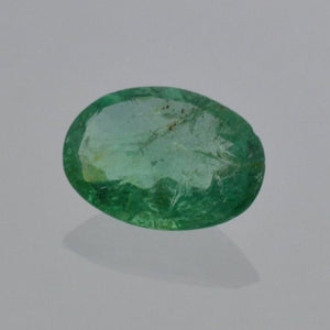 0.54 ct Oval Emerald