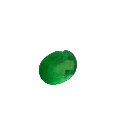 0.67 ct Oval Emerald