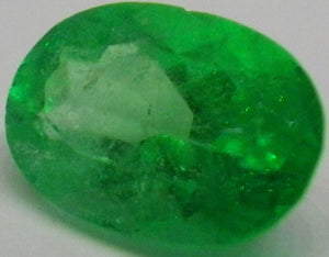 0.67 ct Oval Emerald - Skyjems Gemstones Gems