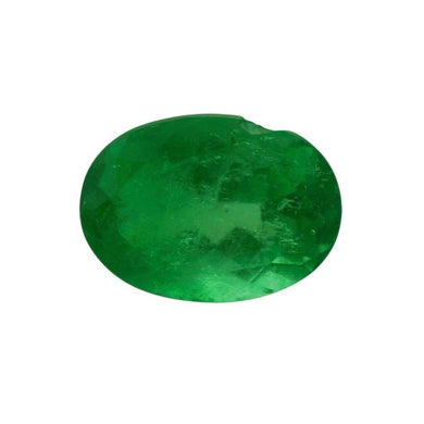 0.67 ct Oval Emerald - Skyjems Wholesale Gemstones