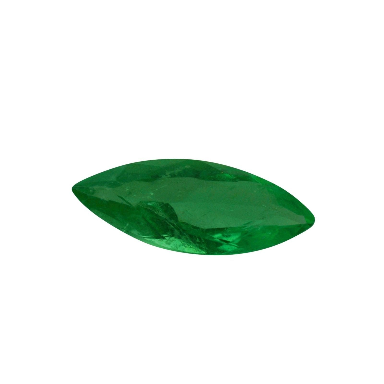 0.7 ct Marquise Emerald