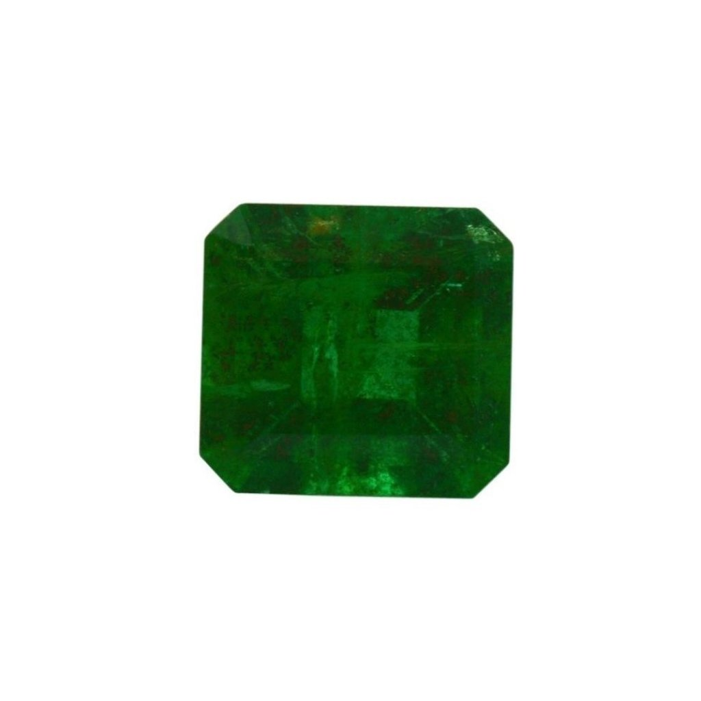 0.7 ct Emerald Cut Emerald - Skyjems Gemstones Gems