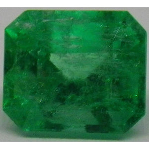 0.71 ct Emerald Cut Emerald - Skyjems Wholesale Gemstones