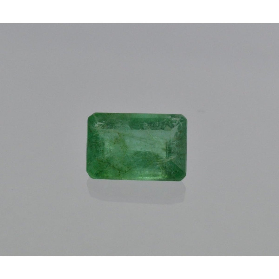 0.78 ct Emerald Cut Emerald