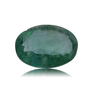 0.87 ct Oval Emerald