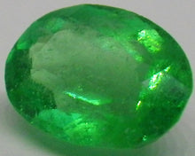 0.88 ct Oval Emerald - Skyjems Gemstones Gems