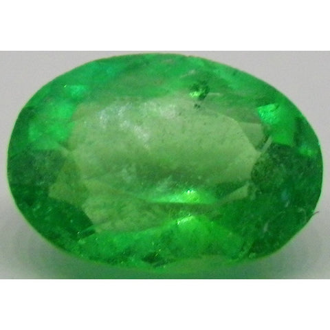 0.88 ct Oval Emerald