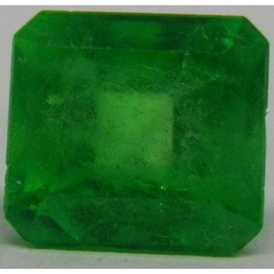 0.91 ct Emerald Cut Emerald - Skyjems Wholesale Gemstones