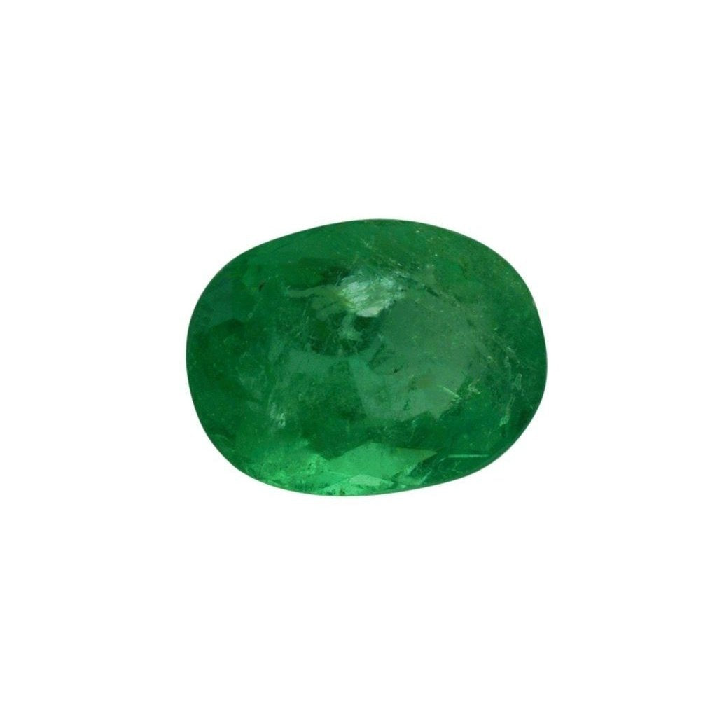 0.97 ct Oval Emerald