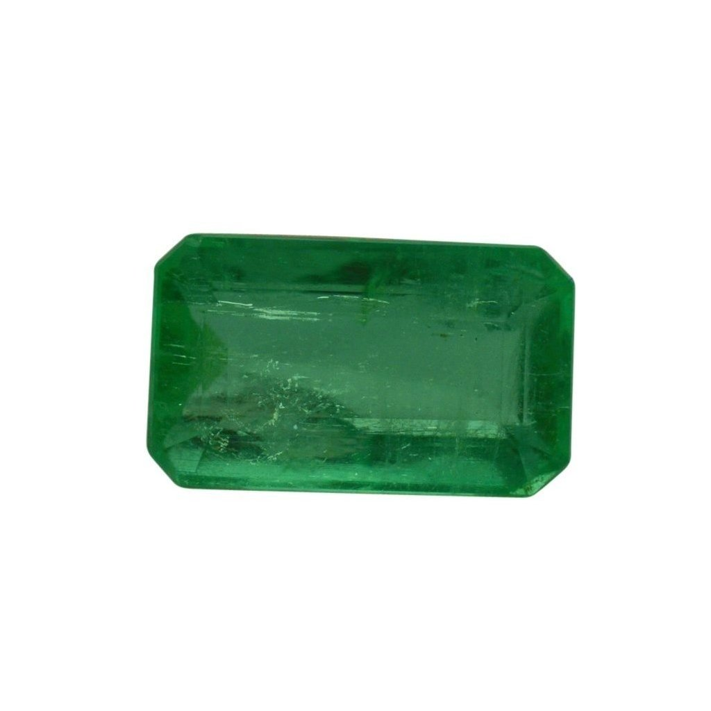1.05 ct Emerald Cut Emerald