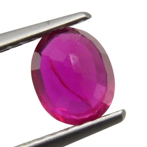 1.07 ct GIA Certified Unheated Ruby