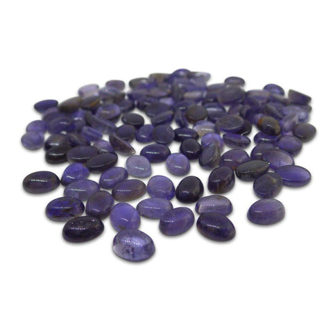 16 Stones - 12.1 ct Iolite 7x5mm Oval