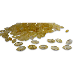 33 Stones -  14.85 ct Citrine 8x4mm Marquise - Skyjems Wholesale Gemstones