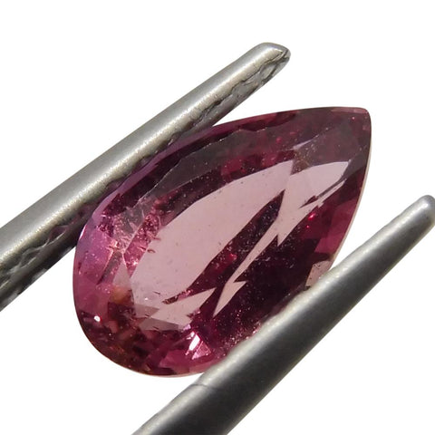 1.52 ct GIA Certified Unheated Pink Sapphire