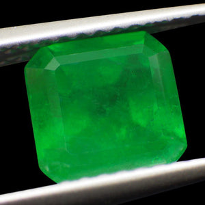 1.57 ct GIA Certified Emerald