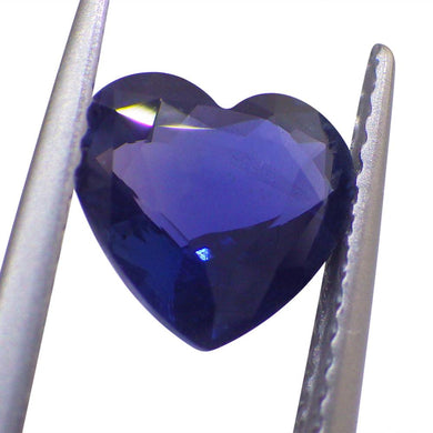 1.73ct GIA Certified Unheated Blue Sapphire