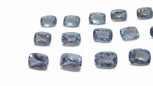 1.15 ct Aquamarine 8x6mm Cushion