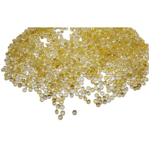 86 Stones - 19.78 ct Citrine 4mm Round - Skyjems Wholesale Gemstones