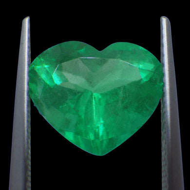 3.72 ct GIA Certified Emerald
