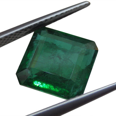 5.02 ct GIA Certified Emerald