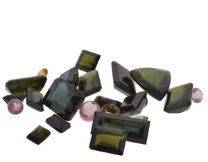 55.22 cts 35 Stones Tourmaline Parcel - Skyjems Wholesale Gemstones