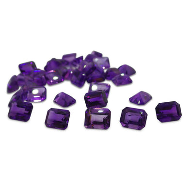 6 ct Amethyst 9x7mm Octagon