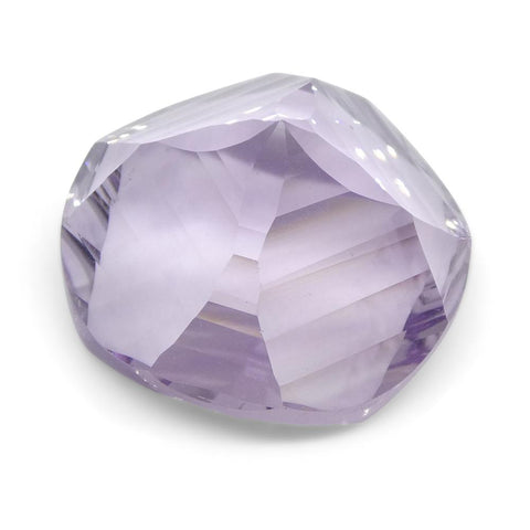 18.68ct Round Amethyst Fantasy/Fancy Cut