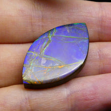 19.33 ct Freeform Tablet Riverbed Pattern Ammolite