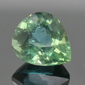 3.65ct Pear Green Apatite - Skyjems Wholesale Gemstones