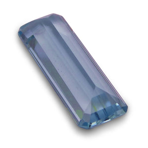 3.58 ct Baguette Aquamarine