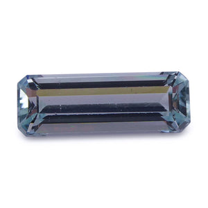 2.06 ct Baguette Aquamarine