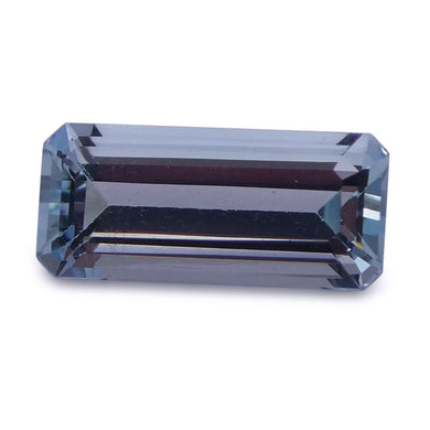 Aquamarine 2.17 cts 12.05x5.39x4.23mm Baguette Blue  $70