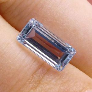 2.44 ct Baguette Aquamarine
