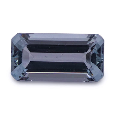 Aquamarine 1.88 cts 10.84x5.55x3.97mm Baguette Blue  $60