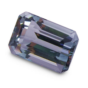 1.19 ct Emerald Cut Aquamarine