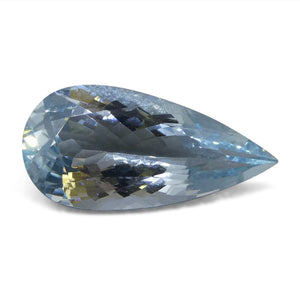 7.15 ct Pear Aquamarine - Skyjems Wholesale Gemstones