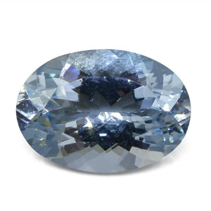 5.15 ct Oval Aquamarine - Skyjems Wholesale Gemstones