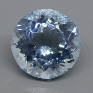 5.76ct Round Aquamarine - Skyjems Wholesale Gemstones