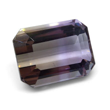 17.76 ct Emerald Cut Ametrine