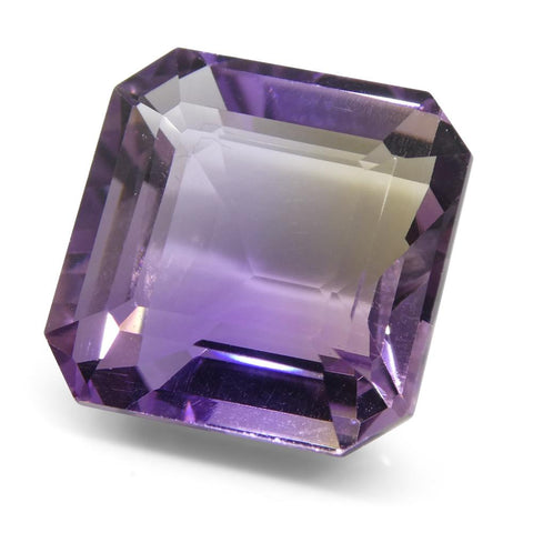 13.76 ct Square Ametrine