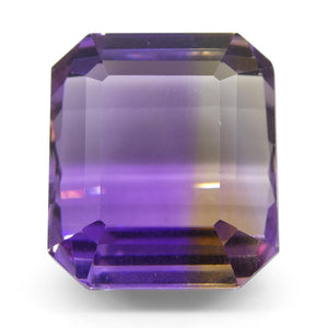 29.67 ct Emerald Cut Ametrine - Skyjems Wholesale Gemstones