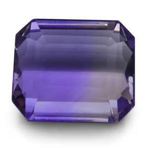 Ametrine 15.2 cts 16.46x13.33x8.50mm Emerald Cut Yellow / Purple $240