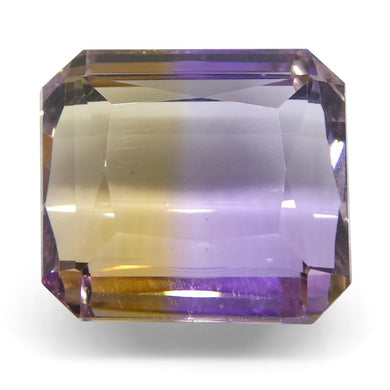 11.15 ct Emerald Cut Ametrine - Skyjems Wholesale Gemstones