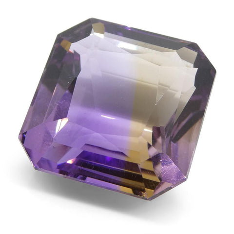 29.92 ct Square Ametrine