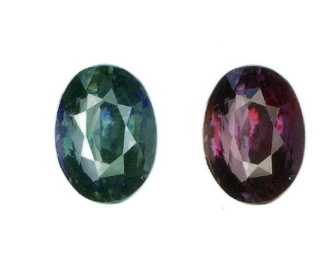 2.06ct Alexandrite with GIA Certificate